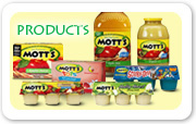 Mott's apple products